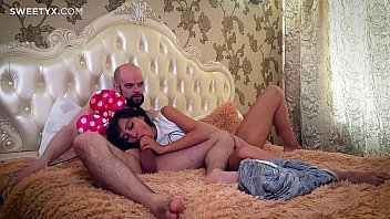 Anal home video with Shrima Malati and the big dick of Jean-Marie Corda