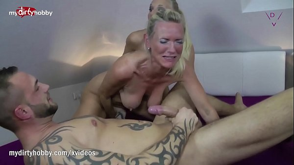 My Dirty Hobby - Threesome intense fuck fest!