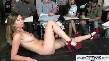Teen Horny Girl (Melissa Moore&Nicole Bexley) For Money Agree To Bang On Cam vid-23