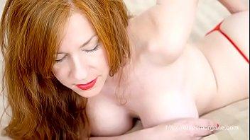 Chloe Morgane (Camille Crimson) Anal Fingering to Orgasm