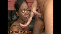 Carmen Gets Her Black Mouth Drilled