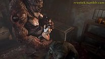 d. or Alive 5 Monster Orgy