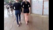 big ass walking