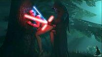 Star Wars SFM Rey Compilation
