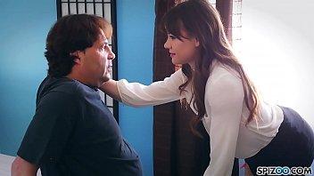 Spizoo - Watch Alison Rey get fucked by her mom's boyfriend