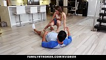 FamilyStrokes - Hot Teen (Jillian Janson) Pounded By Her StepCousin