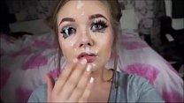 Facial cumshot compilation 17 min