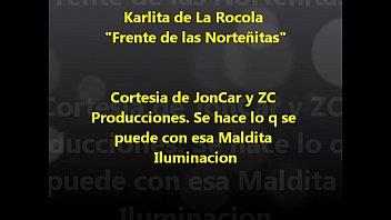 Morochita Karlita de la Rocola Villa El Salvador