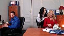 Asshole Pounding Threesome with Ivana Sugar & Isabella Clark