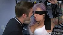 Kinky BDSM Roleplay For Caucasian Couple