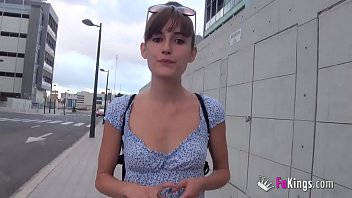 y. broke up with her boyfriend? No problem! She comes to us to have her pussy broken!!!!
