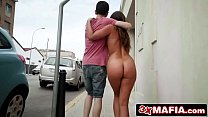 Public Sex in Spain Caught on Camera - Amirah Adara & Jordi El Nino Polla