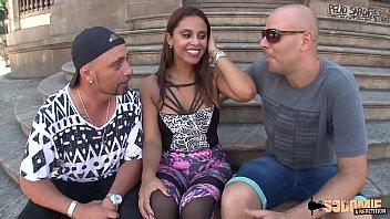 Samba de Janeiro dans son cul - Sodomie a Repetition