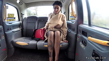 Alt brunette anal fucked in fake taxi (Stор Jerking Off! Join Now: HotDating24.com)