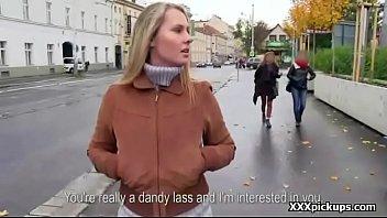 Public Pickup Porn With European Teen Amateur 18