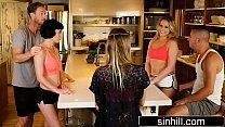 Swingers on Reality Show - Mia Malkova & Olive Glass