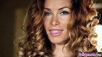 Twistys - (Heather Vandeven) starring at Heatin Up With Heather 8 min