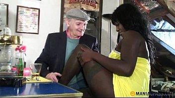 3 dicks for black beauty