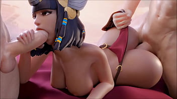 Pharah From Overwatch fucked mostly doggystyle 3d lastest clips of 2018 (HD)