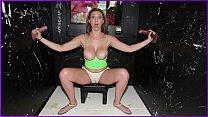 GLORYHOLELOADS - Brooke Wylde Sucks Random Dicks In Dank Glory Hole