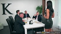 Brazzers - (Adriana Chechik, Keiran Lee) - The Dinner Party - Trailer preview