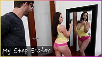 BANGBROS - Angela White Takes Selfies Of Her Big Tits And Turns Me On