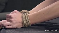 Tied up ex wife rough banged
