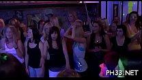 Group sex party clip