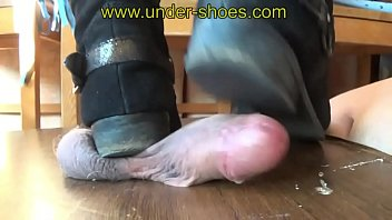 UNDER-SHOES Miss Katarina v. low boots trample and CBT https://www.clips4sale.com/studio/424