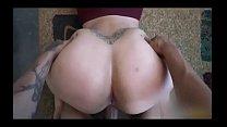 Big ass latina fucked in pov