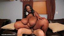 Ebony BBW Superstar 46NN Mz Diva Goes Hardcore