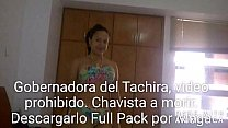Venezolana, Gobernadora del tachira y su video prohibido - Descargalo Full Pack Por Mega.nz:  http://zipansion.com/X1sz