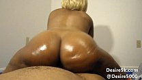 Black Woman Rides Dick The Best Onlyfans.com/desire5000