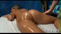 Handsome man licks and bangs luscious muff of teen girlie