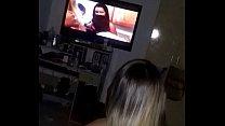 assistindo porno e metendo com a esposa