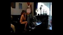 Blowjob on hidden camera