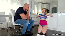Dolly Leigh wants her step brother's big cock