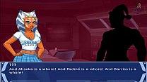 Star Wars Orange Trainer Part 5