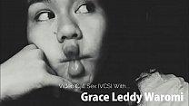 Leddy Waromi - Video Call Sex (Serui Papua)