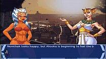 Star Wars Orange Trainer Part 11