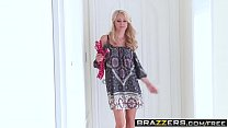 Brazzers - (Alex Grey, Katie Morgan, Danny Mountain) - Ticklish Pussy
