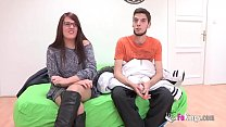 Normal looking girl proves herself the queen of kink with her h. boyfriend