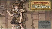 Akabur's Witch Trainer Full Playthrough Part 1