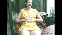Pregnant wife shaves her pussy and than