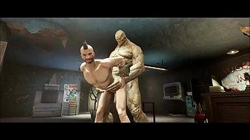 Fallout 4 Strong Smash 3d gay games