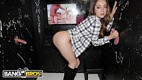BANGBROS - Petite PAWG Remy LaCroix Takes On 4 Big Anonymous Dicks In Dank Glory Hole 12 min