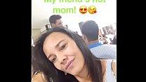 My friend's hot mom!