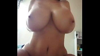 Latina tit massage