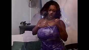 Sexy black woman Kim Eternity's hobby is sucking hard schloeng