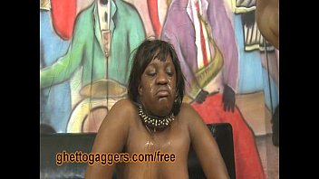 Interracial Throatjob And Humiliation